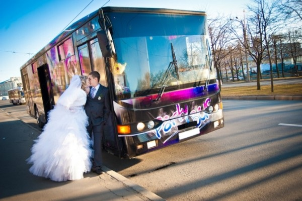 Автобус на свадьбу Волгоград