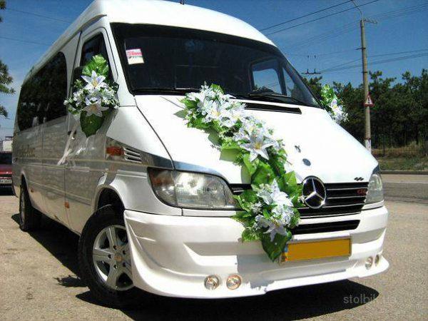 Автобус на свадьбу в Волгограде и Волжском